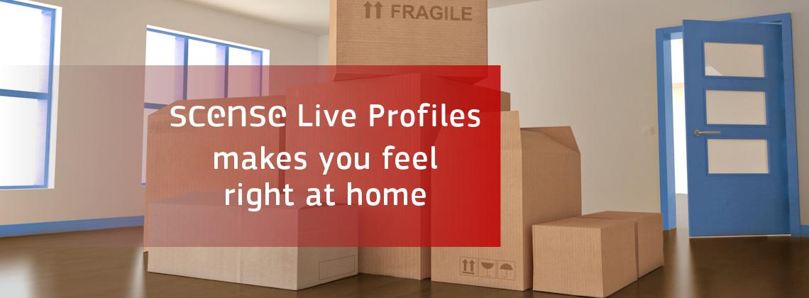 LiveProfiles
